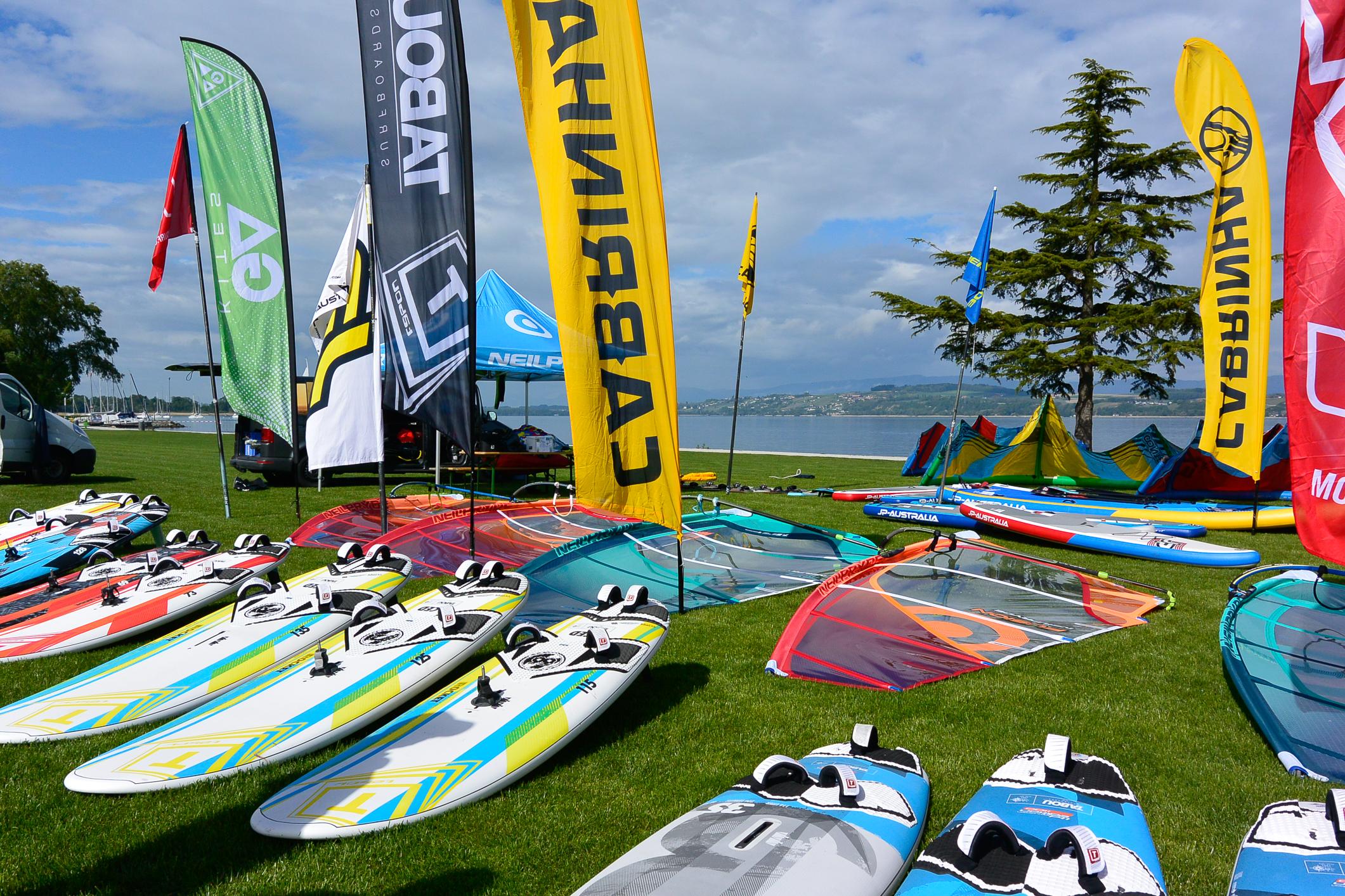 WISCH an der SURF CLASSIC in Murten