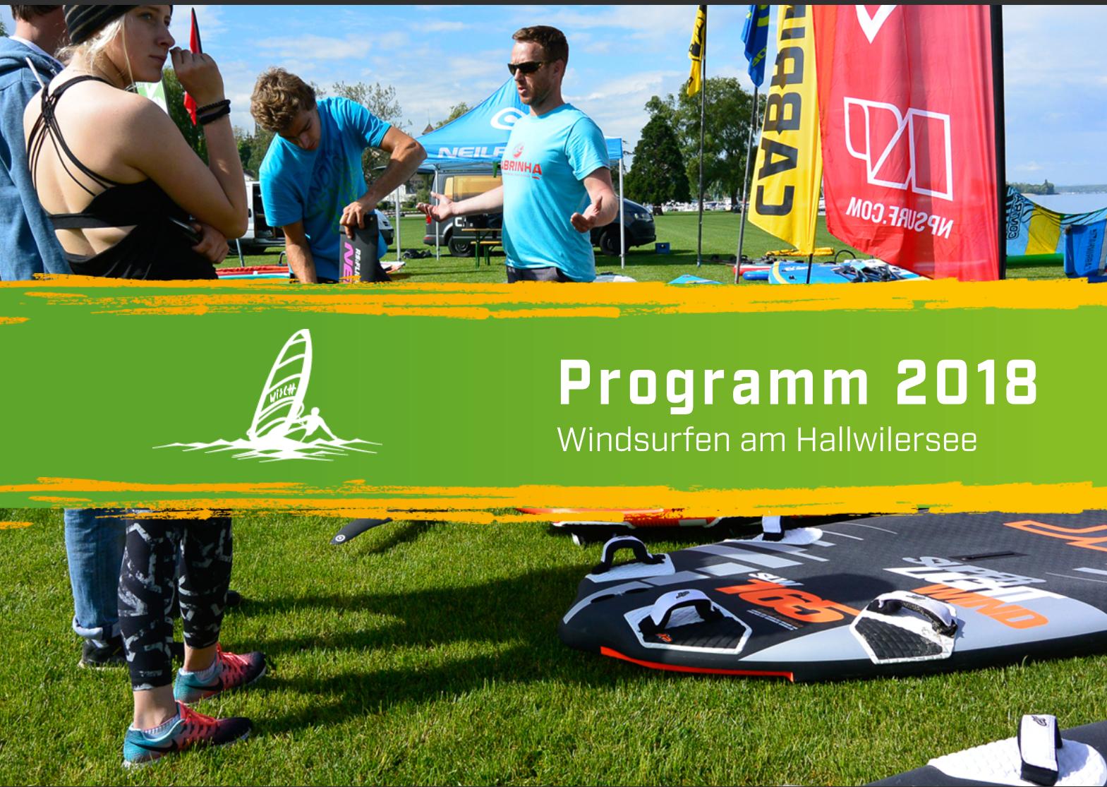 Jahresprogramm 2018 online